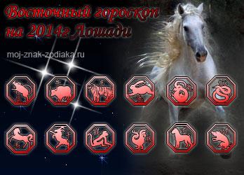 восточный гороскоп на 2014 год Лошади