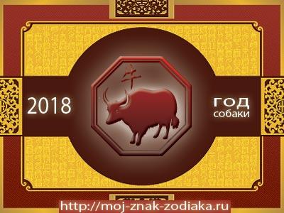 Бык - гороскоп восточный на 2018 год Собаки
