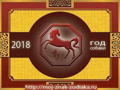 Лошадь - гороскоп восточный на 2018 год Собаки