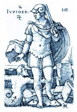 Юпитер- символ, гороскоп, легенды